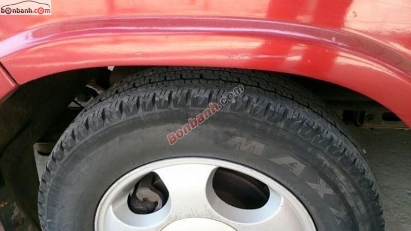 Cần bán Mercedes 140 2003, màu đỏ, giá chỉ 195 triệu