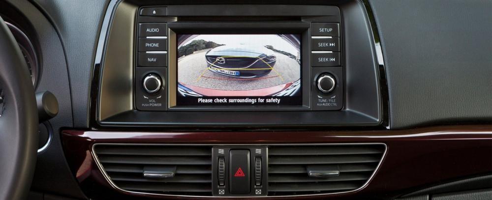 Cần bán Mazda 6 2.0 đời 2015 màu đỏ, giá công bố 978 triệu, chương trình ưu đãi lên đến 45tr, có xe giao ngay