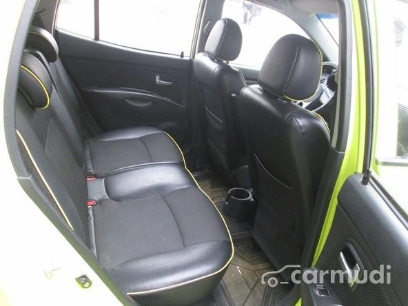 Cần bán gấp Kia Morning đời 2009, màu xanh lá, nhập khẩu