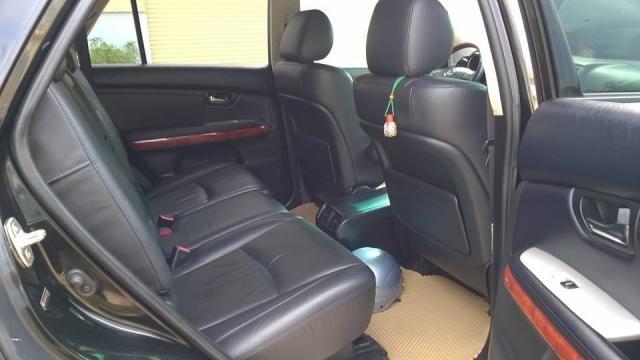 Bán xe Lexus RX350 đời 2007, màu đen, nhập khẩu chính hãng