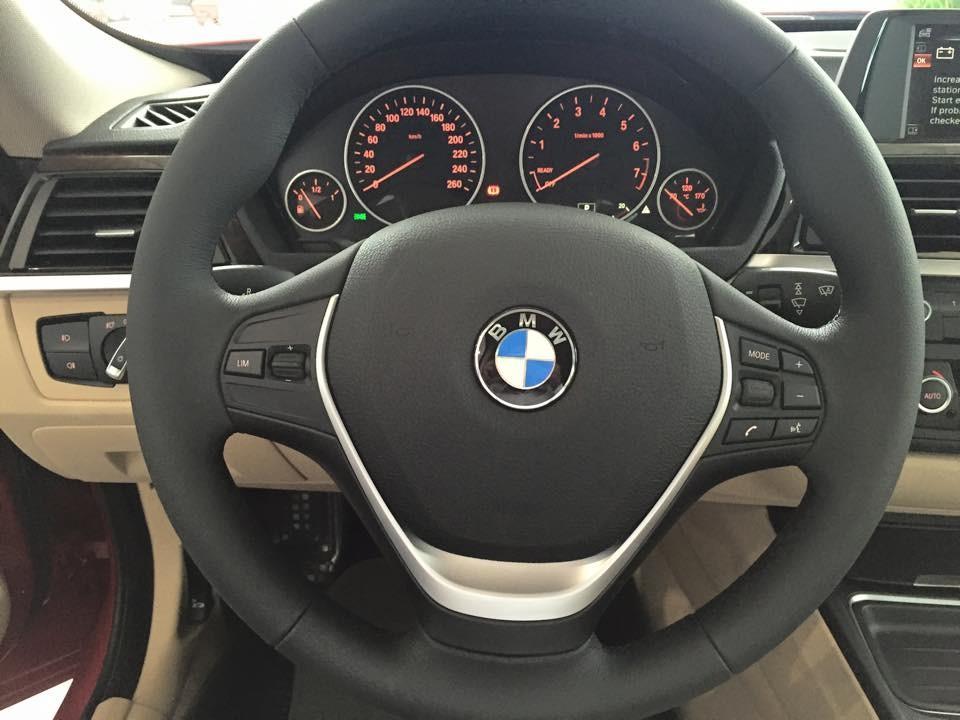 Bán ô tô BMW 3 Series 328i GT sản xuất 2016, màu đỏ, nhập khẩu chính hãng