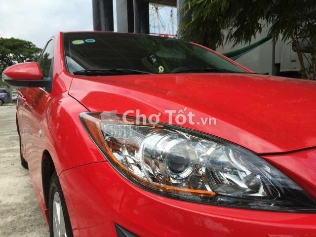 Cần bán xe Mazda 2 S đời 2010, màu đỏ, nhập khẩu nguyên chiếc, như mới