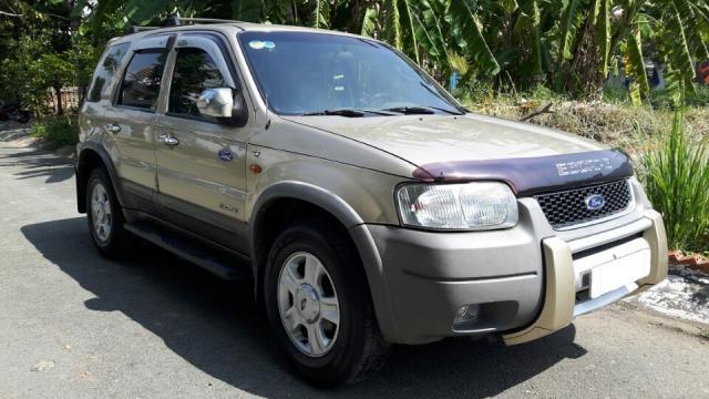 Cần bán Ford Escape đời 2002, xe nhập, 245tr