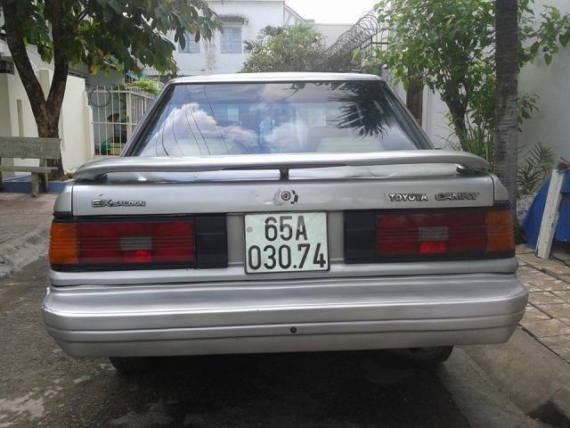 Cần bán lại xe Toyota Camry đời 1984, nhập khẩu, chính chủ