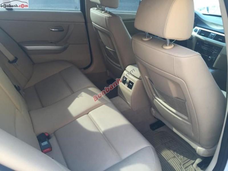 Xe BMW 3 Series đời 2011, màu trắng, nhập khẩu nguyên chiếc chính chủ, 960 triệu