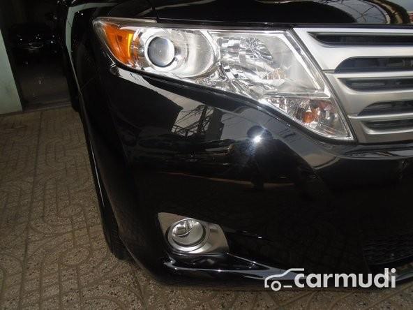 Bán Toyota Venza đời 2009, màu đen