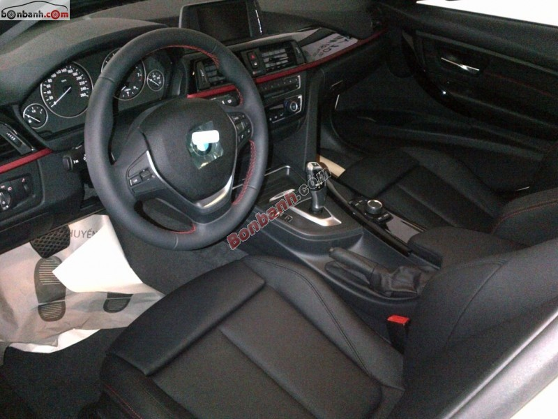 Cần bán BMW 3 Series 320i đời 2015, màu trắng, nhập khẩu