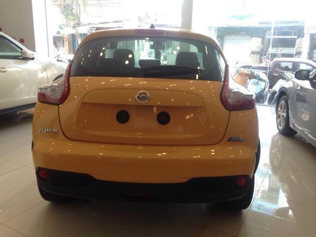 Cần bán xe Nissan Juke đời 2015, màu vàng, nhập khẩu chính hãng