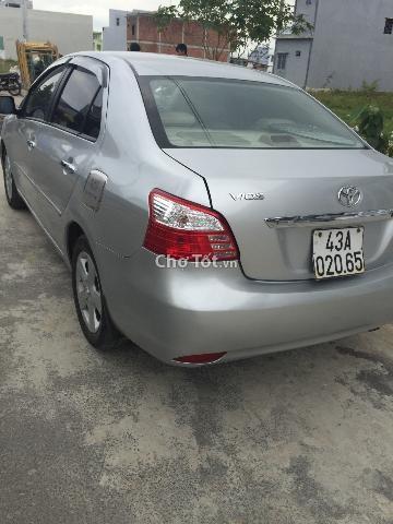 Bán ô tô Toyota Vios đời 2009, màu bạc, nhập khẩu nguyên chiếc, còn mới