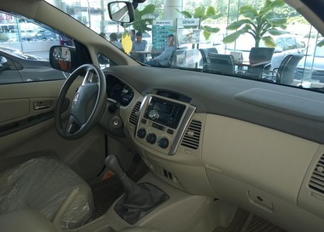 Bán xe Toyota Phú Mỹ Hưng xe Innova mới 100%