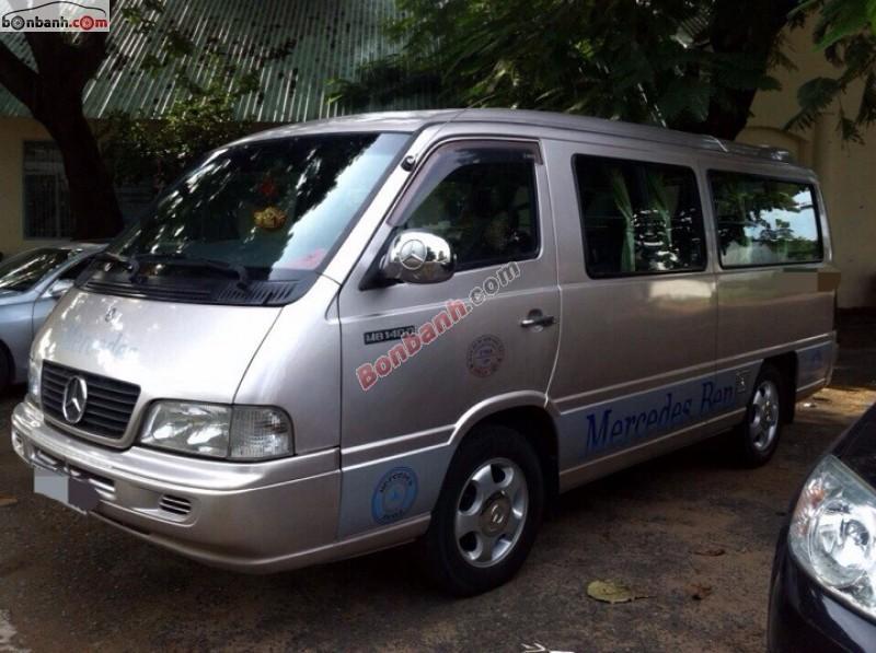 Bán xe Mercedes đời 2002, còn mới, nhanh tay liên hệ