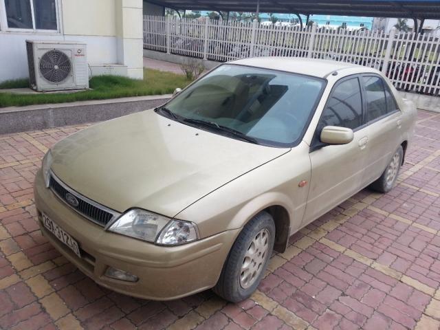 Cần bán gấp Ford Laser đời 2003, nhập khẩu nguyên chiếc, giá 190tr