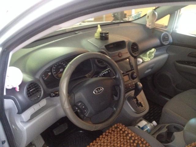 Cần bán gấp Kia Carens đời 2009, màu bạc, nhập khẩu chính hãng, còn mới