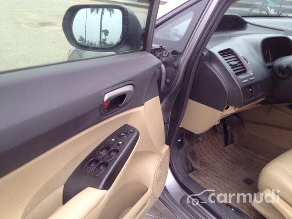 Bán xe Honda Civic năm 2009, màu xám, 442tr