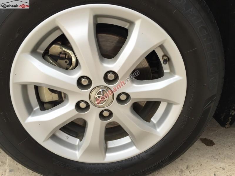 Cần bán gấp Toyota Camry LE 2.5 đời 2009, màu đen, xe nhập