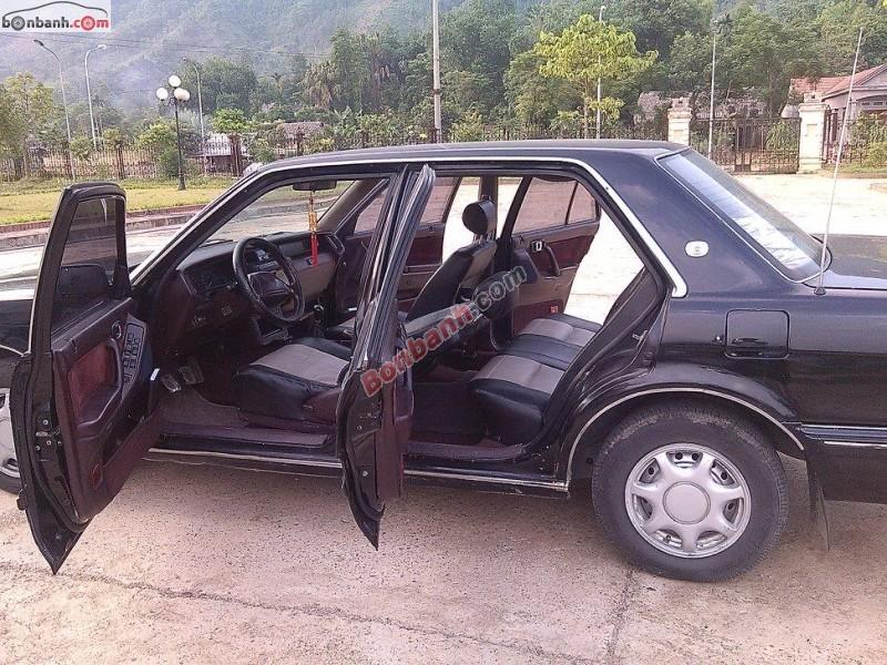Bán ô tô Toyota Crown Supper Saloon 2.8 năm 1990, màu đen, nhập khẩu