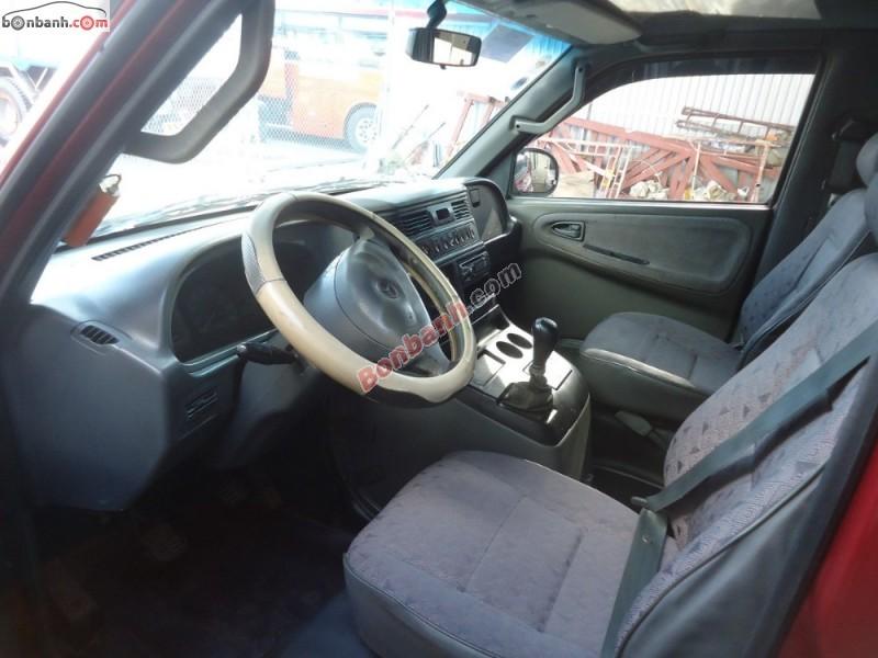 Cần bán xe Mercedes 140 đời 2002, màu đỏ, giá chỉ 240 triệu