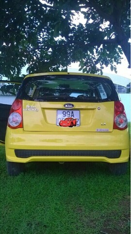 Chính chủ mình cần bán xe ô tô Kia Morning đời 2011, nhập khẩu chính hãng