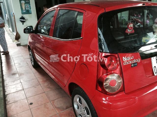 Chính chủ cần bán xe Kia Moning XL năm 2011, xe nữ đi nên còn rất đẹp