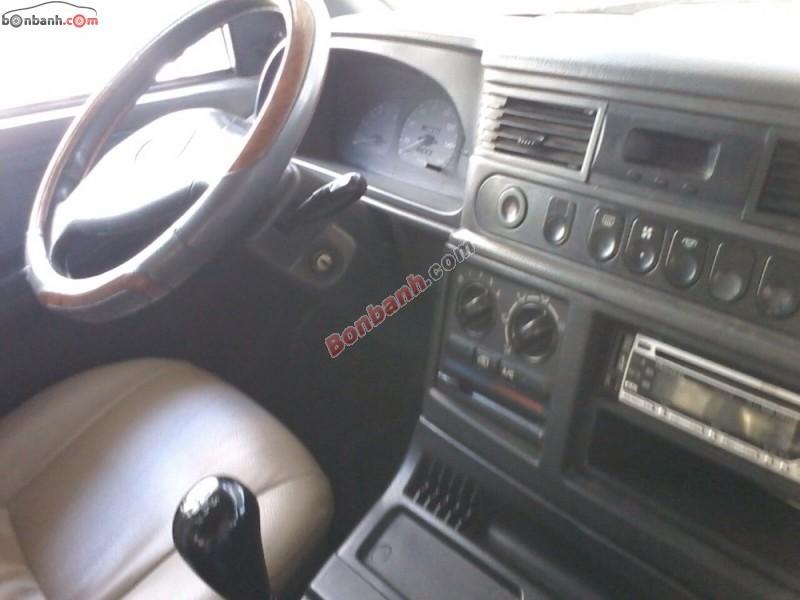 Xe Mercedes 140 đời 2002, màu trắng, xe gia đình, giá 200tr