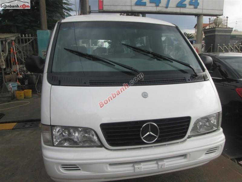 Bán ô tô Mercedes 140 đời 2004, màu trắng, 250 triệu