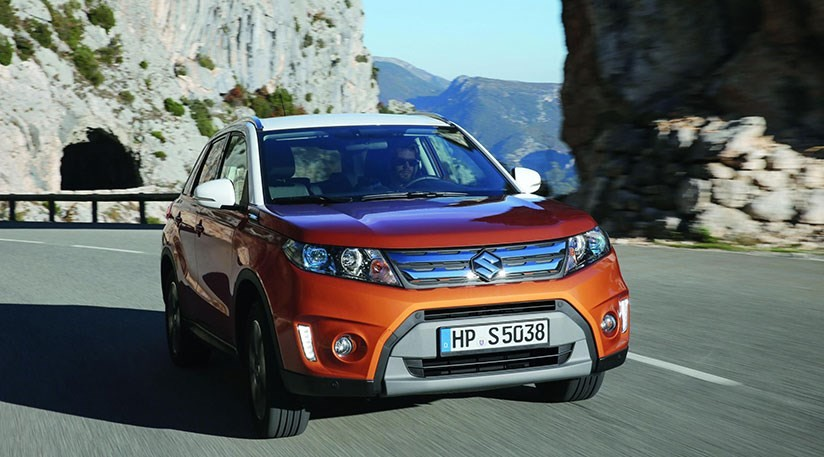 Giá xe 5 chỗ Suzuki Vitara cực ưu đãi chỉ có tại đây