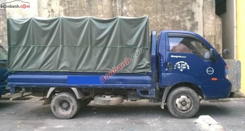 Cần bán Kia Bongo III sản xuất 2009, màu xanh lục, nhập khẩu nguyên chiếc