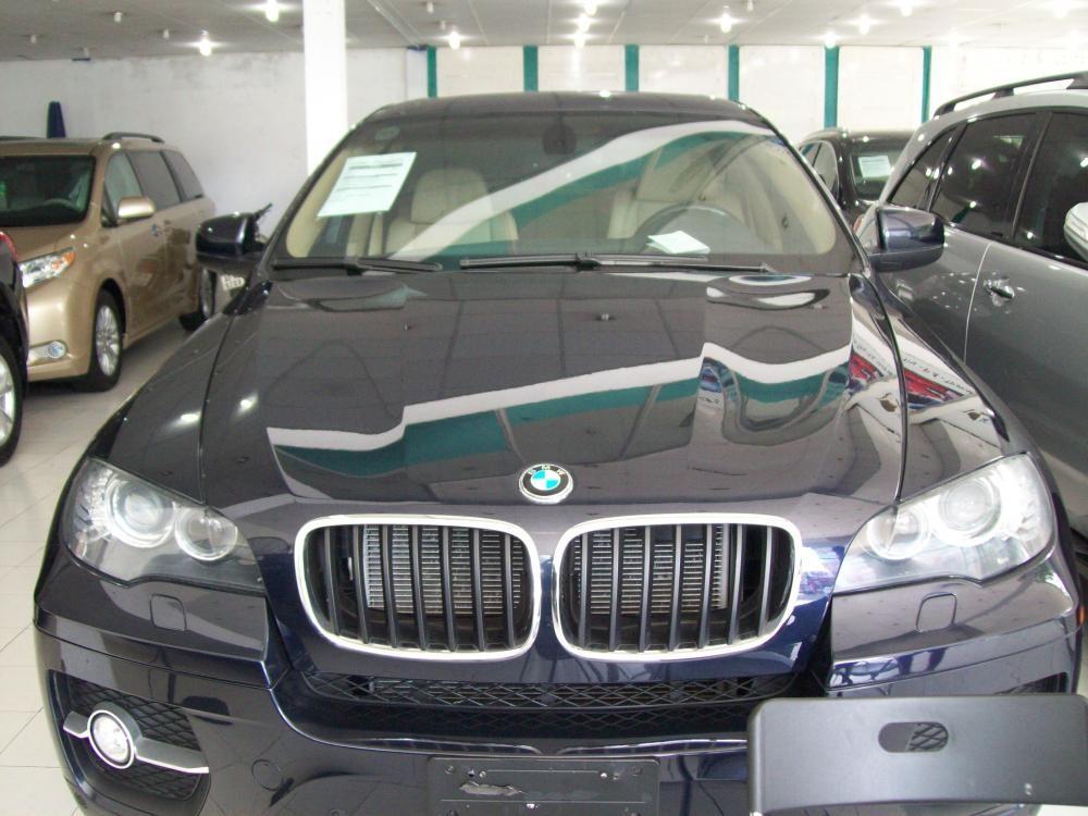 Cần bán gấp BMW X6 3.0l sản xuất 2008, màu đen, nhập khẩu