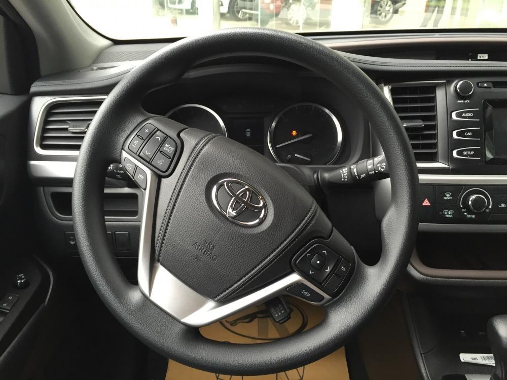 Cần bán xe Toyota Highlander LE FWD đời 2015, nhập khẩu nguyên chiếc