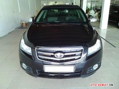 Xe Daewoo Lacetti CDX sản xuất 2010, màu đen, nhập khẩu chính hãng