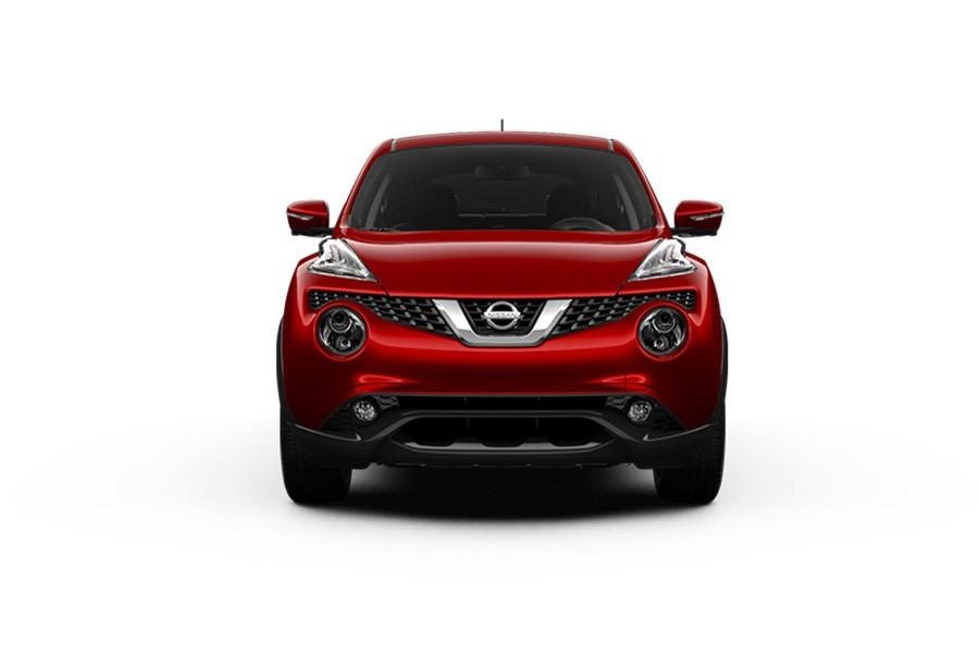 Cần bán xe Nissan Juke sản xuất 2015, màu đỏ, nhập khẩu