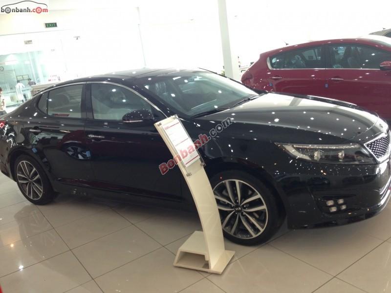 Bán Kia Optima đời 2014, màu đen, nhập khẩu, giá tốt, nhanh tay liên hệ