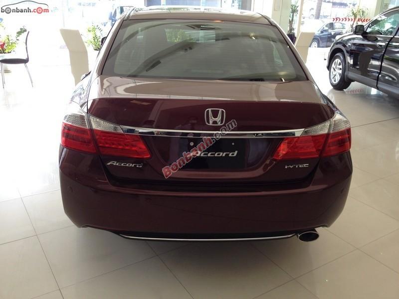 Honda Accord 2016 Khẳng định đẳng cấp người thành đạt