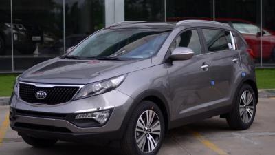 Bán Kia Sportage đời 2015, màu xám, nhập khẩu nguyên chiếc