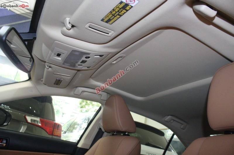Cần bán Lexus IS 250 đời 2014, màu trắng, xe nhập