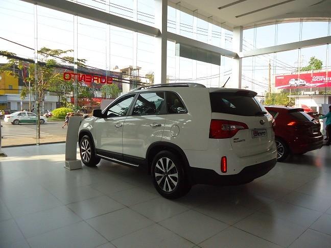 Bán xe Kia New Sorento, dòng xe cho người đẳng cấp