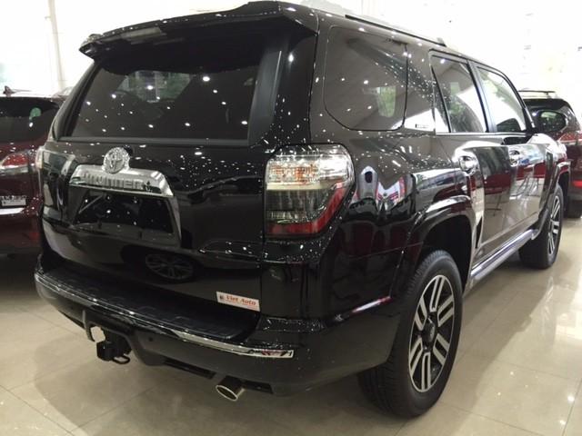 Bán ô tô Toyota 4 Runner năm 2015, màu đen, nhập khẩu chính hãng