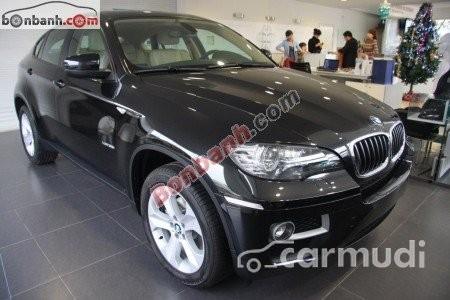 Bán xe BMW X6 2010, màu đen, số tự động