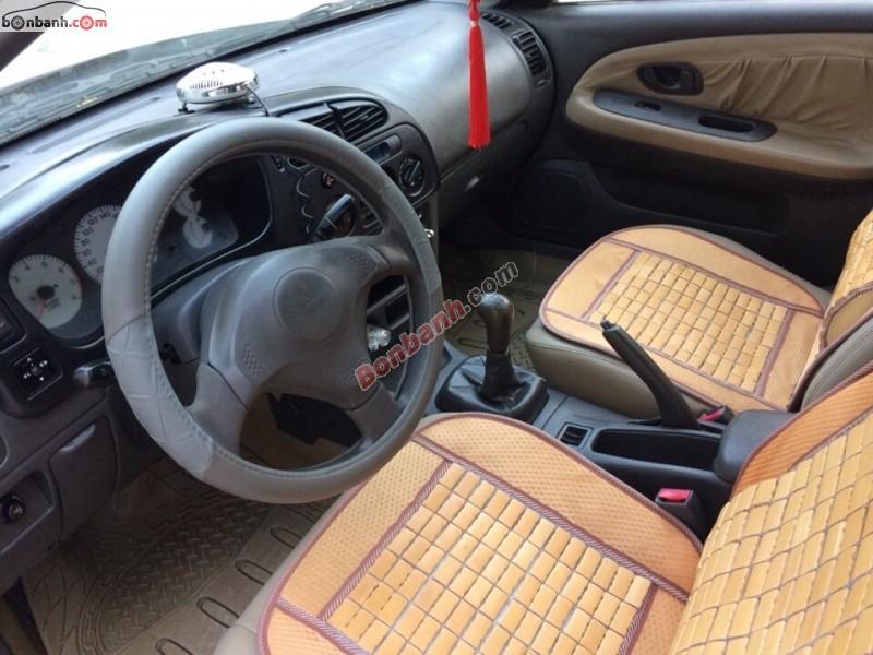 Cần bán gấp Mitsubishi Lancer GLXI 1.6 năm 2003, màu đen, 215 triệu, xe đẹp như mới