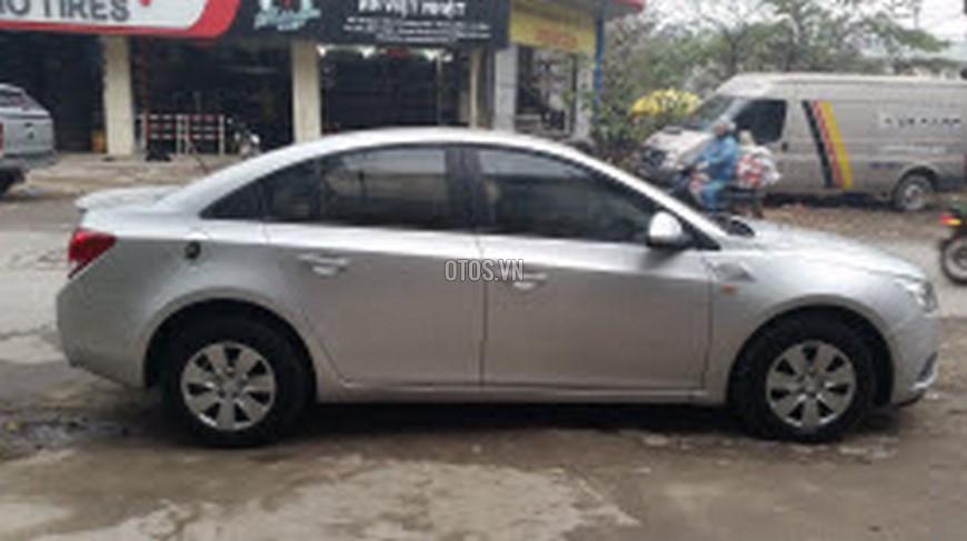 Xe Daewoo Lacetti SE đời 2010, màu bạc, nhập khẩu, 415 triệu cần bán