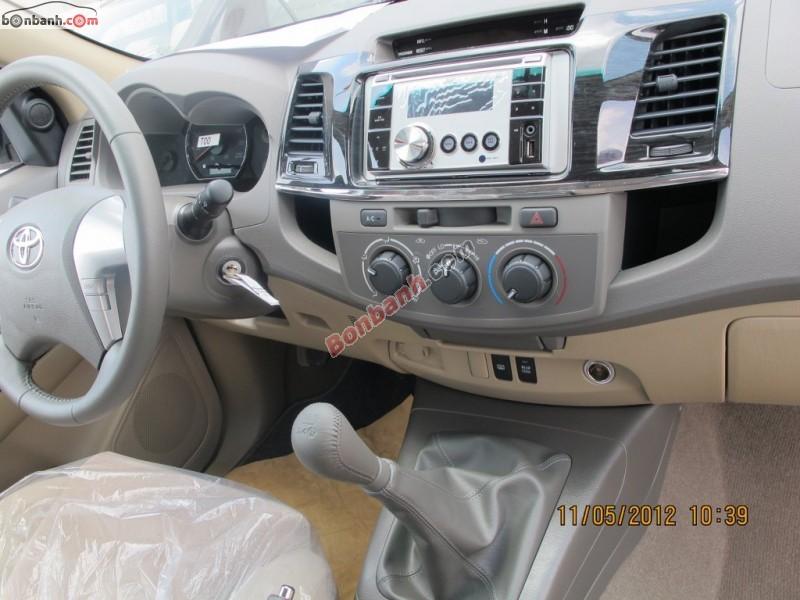 Cần bán Toyota Fortuner 2.5 G đời 2015, màu xám, 947tr