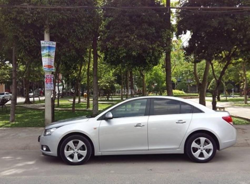 Bán ô tô Daewoo Lacetti EX-1.6 2009, màu bạc, nhập khẩu nguyên chiếc