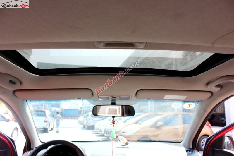 Bán xe Kia Picanto 1.2AT đời 2012, màu đỏ, số tự động
