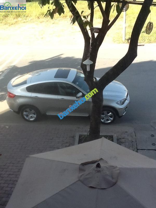 BMW X6 đời 2008, màu bạc, nhập khẩu, như mới