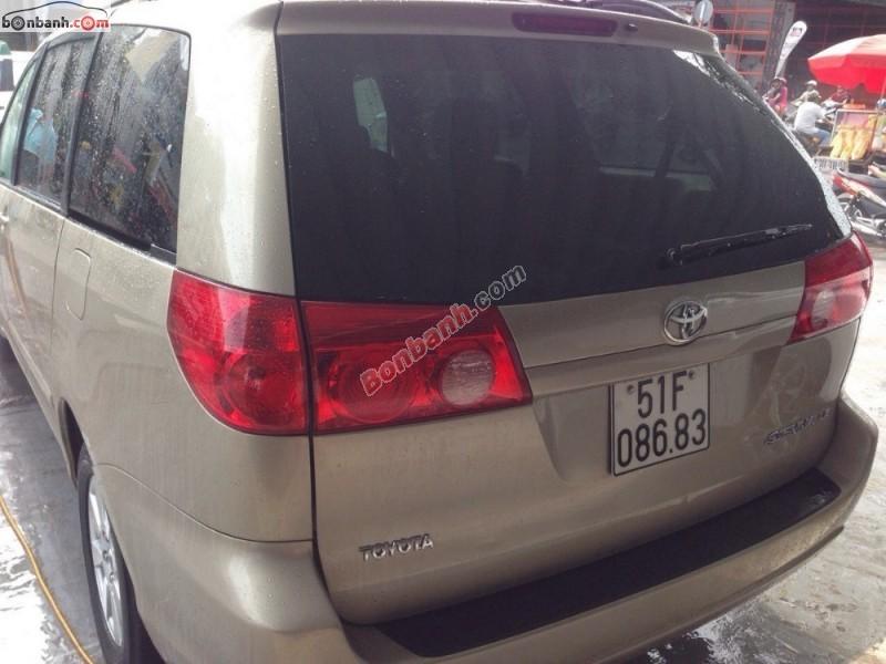 Salon ô tô Thịnh Lợi cần bán lại xe Toyota Sienna LE đời 2007, nhập khẩu, giá 1 tỷ 020Tr