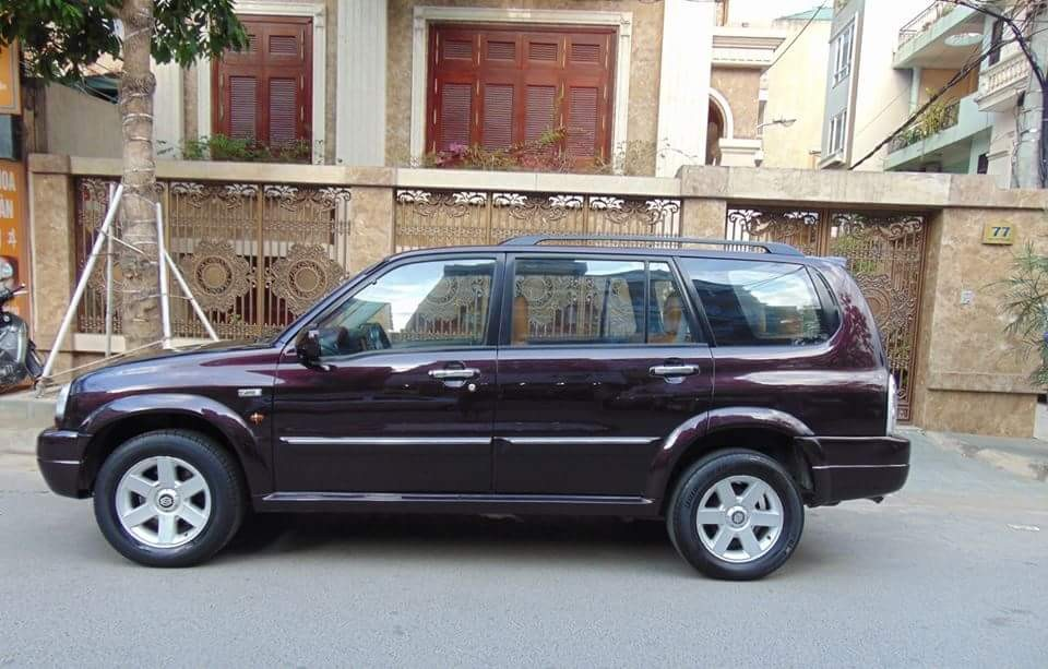 Bán xe Suzuki Grand Vitara AT đời 2004, nhập khẩu