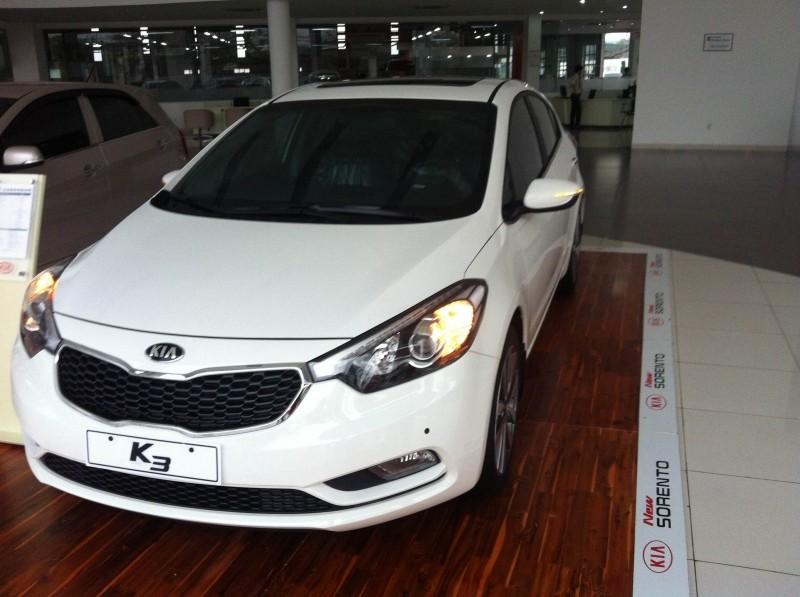 Bán xe Kia K3 2016 giá tốt nhất tại Kia Hải Phòng