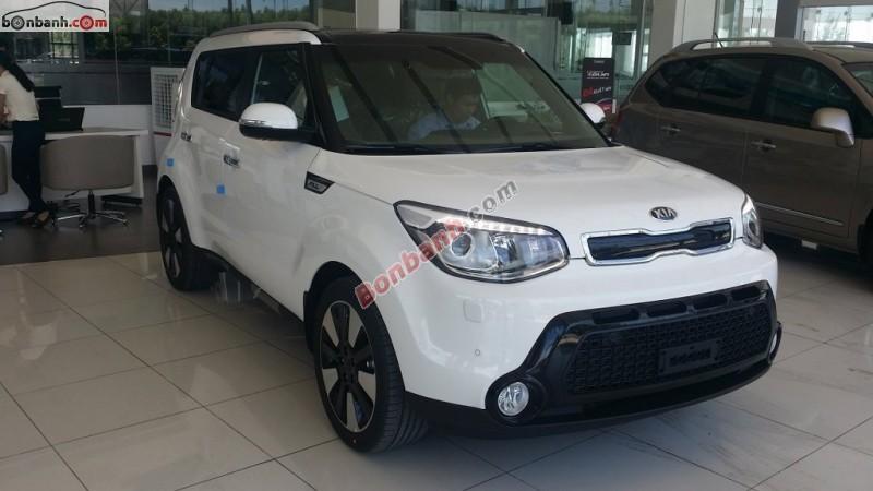 Kia Soul 2015 xe ô tô con, 05 chỗ ngồi, động cơ xăng 2. 0 L được Trường Hải nhập khẩu và phân phối