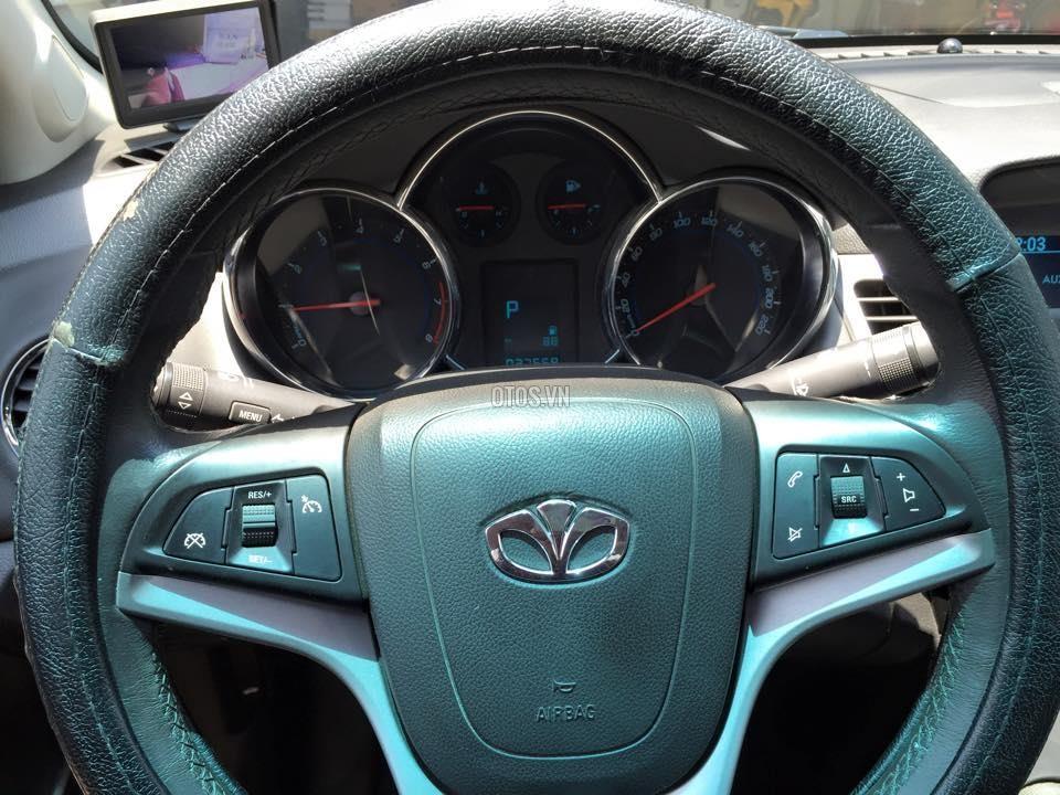 Cần bán gấp Chevrolet Lacetti CDX-1.6-MT sản xuất 2011, màu bạc, giá chỉ 450 triệu