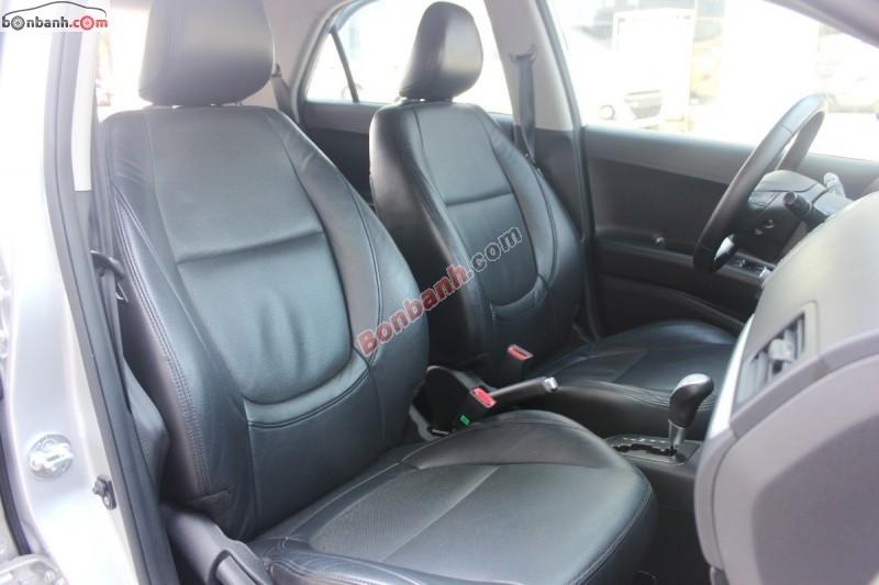 Bán xe Kia Picanto S 1.2AT 2013, màu bạc, số tự động